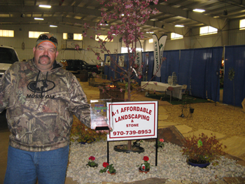 2013 Best of Show 2nd Place - A-1 Affordable Landscaping